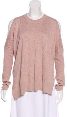 AllSaints Oversize Long Sleeve Top