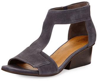 Coclico Ollie Leather City Sandal $415 thestylecure.com