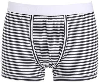 Dolce & Gabbana Striped Cotton Boxer Briefs
