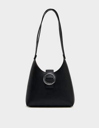 N゜44 Imago A N44 Lucite Buckle Mini in Black