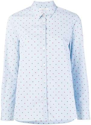 Parker Chinti & spot print shirt