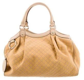 Gucci Medium Diamante Sukey Bag