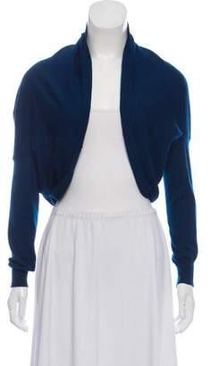 Etro Long Sleeve Open Front Cardigan