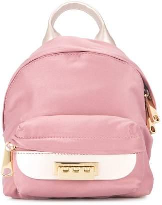 Zac Posen Eartha micro chain backpack