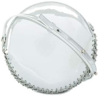 Paco Rabanne circle shoulder bag