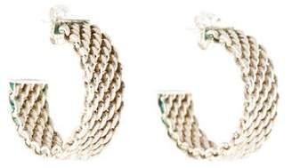 Tiffany & Co. Somerset Hoop Earrings