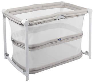 Chicco Zip & Go Travel Crib, Grey