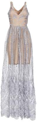 Dress the Population Chelsea Lace A-Line Gown