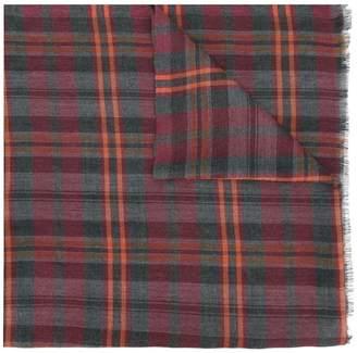 Fashion Clinic Timeless plaid scarf