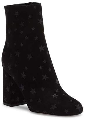 RED Valentino Star Print Ankle Boot