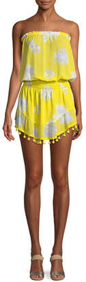 Ramy Brook Marcie Printed Coverup Dress