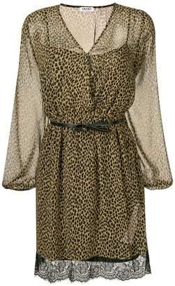 Liu Jo leopard print dress