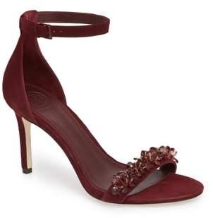 Tory Burch Logan Crystal Embellished Sandal