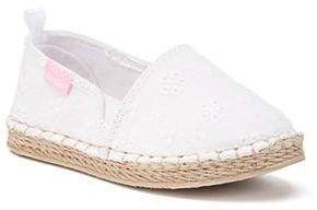 Carter's Astrid 2 Toddler Girls' Espadrille Flats $34.99 thestylecure.com