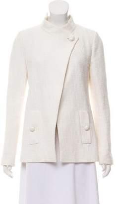 Chanel Structured Tweed Jacket