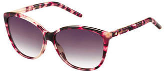 Marc Jacobs Gradient Squared Cat-Eye Sunglasses