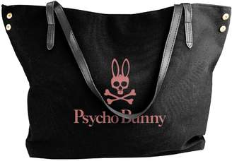 Psycho Bunny VYCU MCLOP Lady Tote Handbags Fashion Large Capacity Bags