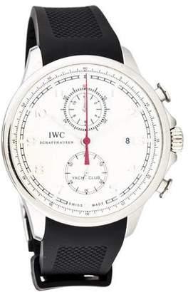 IWC Portuguese Yacht Club Chronograph Watch