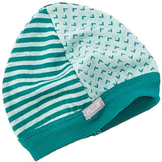 Coccoli Boys' Blue Stripe Cap