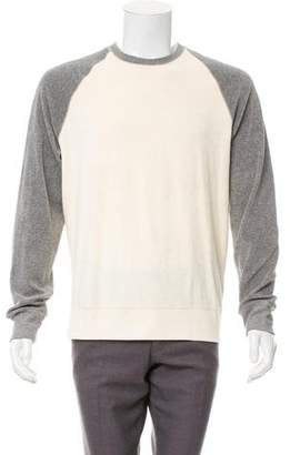 Theory Two-Tone Long Sleeve T-Shirt