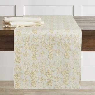 Williams-Sonoma Williams Sonoma Dahlia Table Runner