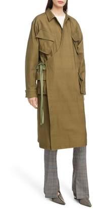Toga Gabardine Coat