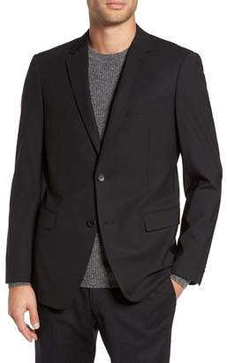 Theory Trim Fit Strech Wool Wellar Blazer