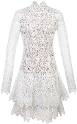 Jonathan Simkhai lace longsleeved dress