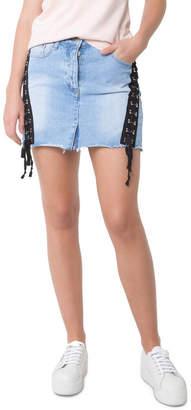 Glamorous Trim Mini Skirt