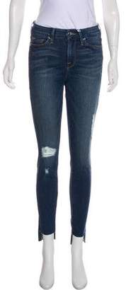 Good American Mid-Rise Skinny Jeans w/ Tags