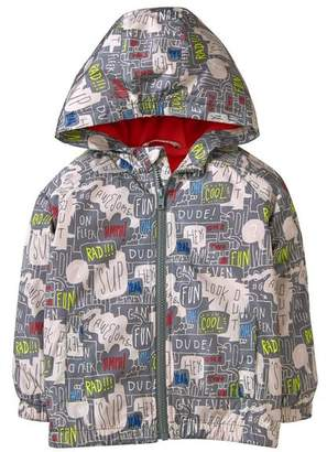 Gymboree Text Windbreaker