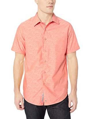 Robert Graham Men's Mainland Short Sleeve Classic FIT Shirt