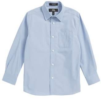 Nordstrom Poplin Dress Shirt