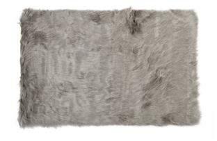 Hudson LUX FAUX FUR Faux Fur Rug