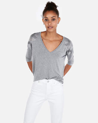 Express One Eleven Studded London Tee