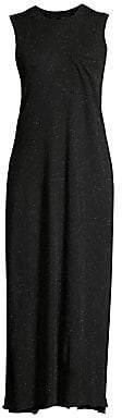 ATM Anthony Thomas Melillo Women's Sleeveless Midi Pocket Shirtdress