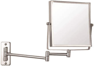 Thermogroup Chrome Wall Mounted Shaving Mirror