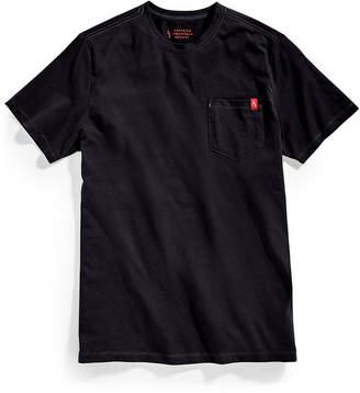 Ems Men's Simple Pocket Short-Sleeve Tee