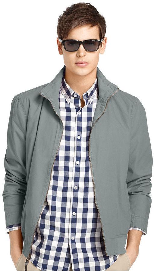 American Rag Jacket, Harrington Full Zip Jacket