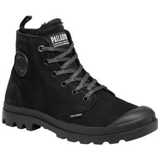 Palladium Womens Pampa Hi Zip WL Nubuck Boots 7.5 US