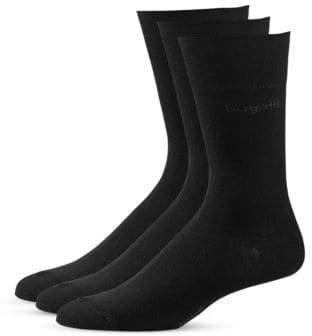 Bugatti Mid-Calf Logo Socks