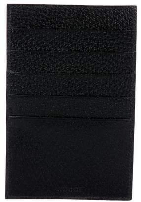 Gucci Cinghiale Card Holder