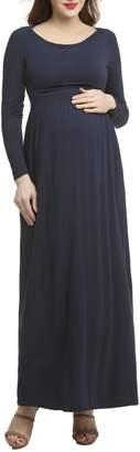 Kimi and Kai Jackie Empire Waist Maxi Dress