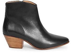 Isabel Marant Women's Dacken Leather Booties