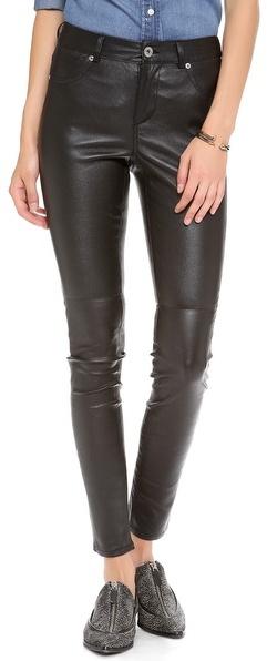 Dakota Collective Lucille Leather Pants