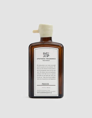 Apotheke Fragrance Possess Reed Diffuser