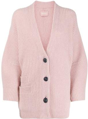 Zadig & Voltaire Zadig&Voltaire Austin cable-knit cardigan