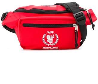 Balenciaga World Food Programme waist bag