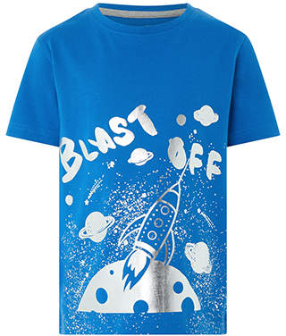 Monsoon Blast Off T Shirt