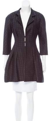 Marni Brocade Matelassé Jacket